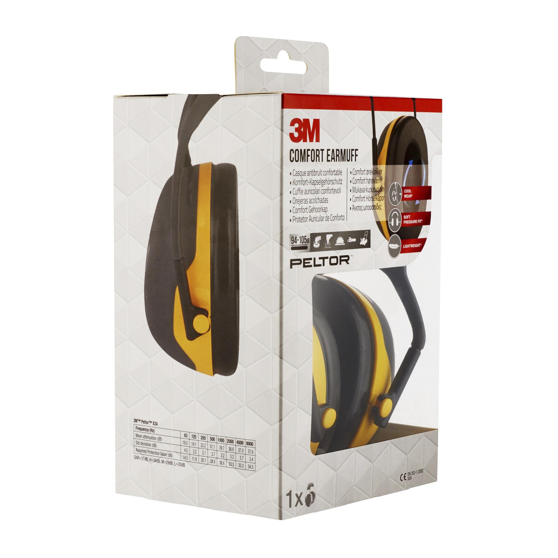 c7c36665b 3M EAR MUFFS 3M PELTOR X2A HEADBAND | Onninen