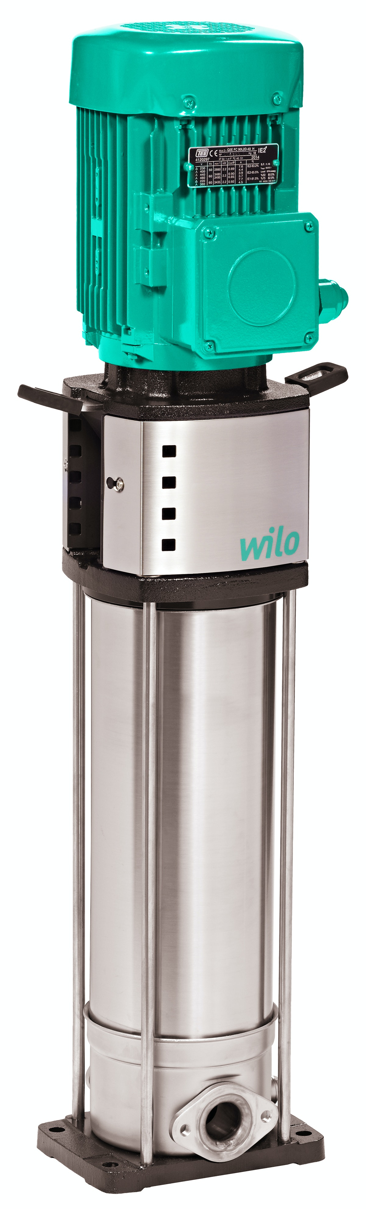 wilo Tryckstegringspump wilo helix v 1606 pn16