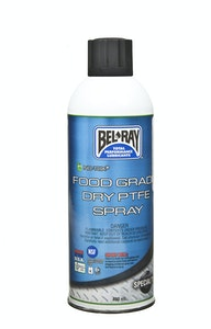 bel-ray Kuivavoiteluspray bel-ray ptfe w-6171a400w 400ml spray