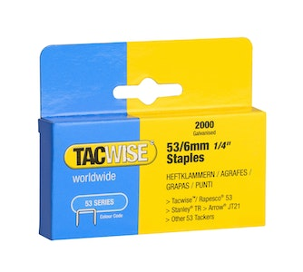 tacwise Klambrid 53/6mm 2000 tk