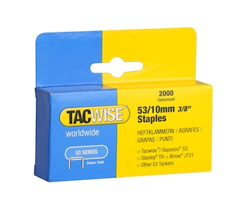 tacwise Klambrid 53/10mm 2000 tk