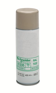 schneider electric Sprayfärg ral7032 - 400ml