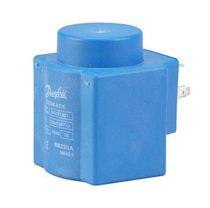danfoss Magnetventiili mähis bb230as,230vac,10w