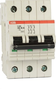abb O.lastvern s 283 ls/ds 50 a ghs2832013r0579